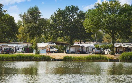 Urlaub auf dem Campingplatz in Holland