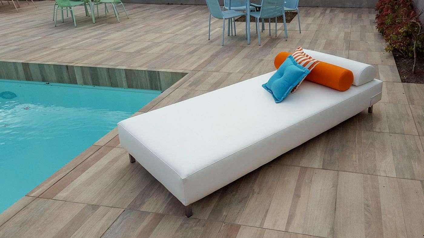 Luxus Sonnenliegen: Und der Sommer kann kommen