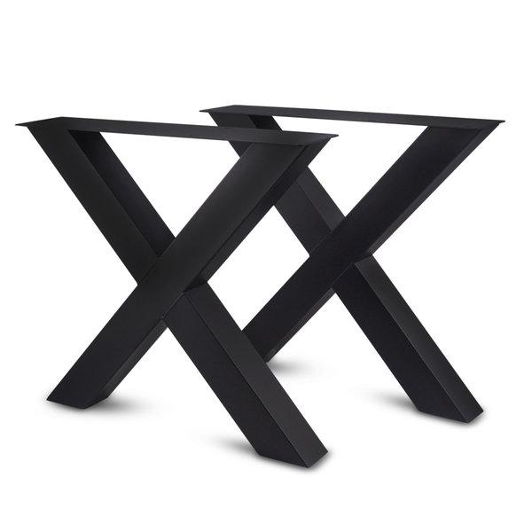 Tischgestell Metall von Eichenholzprofi.de